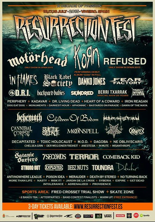 resurrection fest 2015