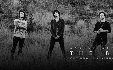 Asking alexandria the black