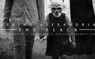 asking alexandria the black album