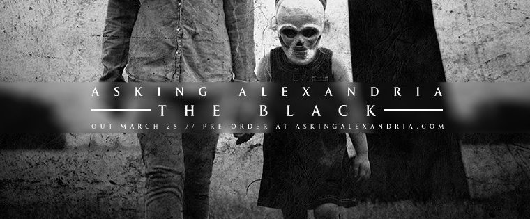 asking alexandria the black album