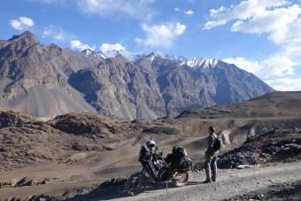 Barteng Valley, Tajikistan.