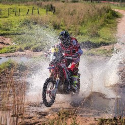 Dakar 2017 Day Two