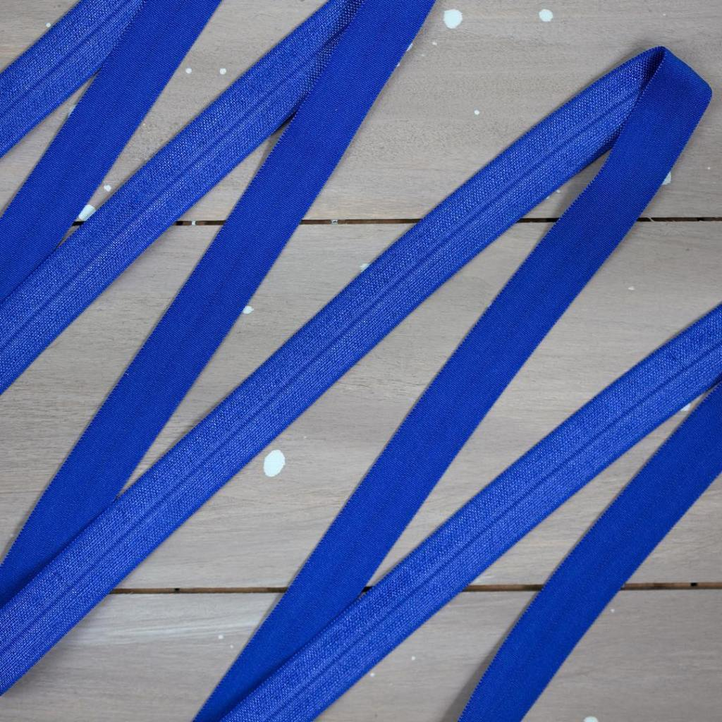 Loving this royal blue fold over elastic 58 this andhellip