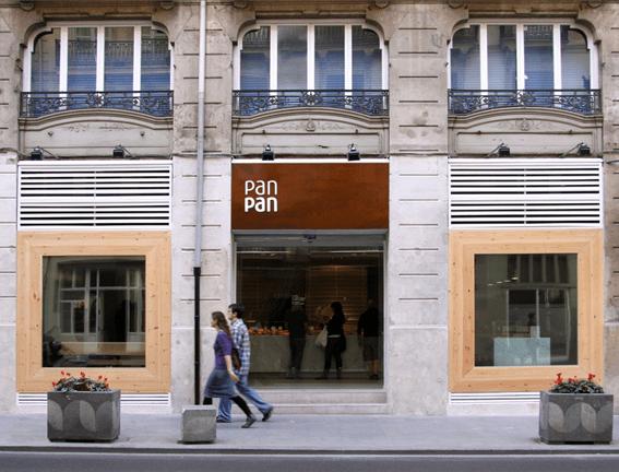 PanPan Atelier identity design 08