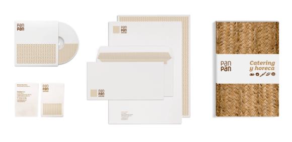 PanPan Atelier identity design 11