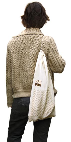 PanPan Atelier identity design 12