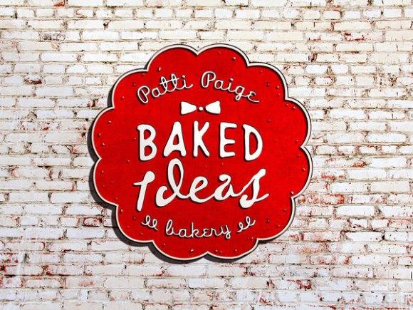 Baked Ideas brand identity 01