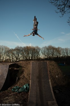 No Hander Backflip