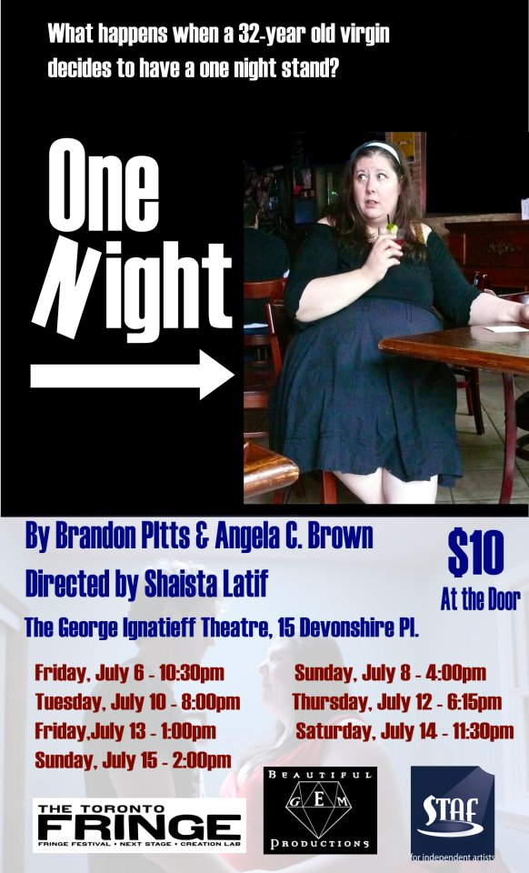 Brandon Pitts, One Night Play