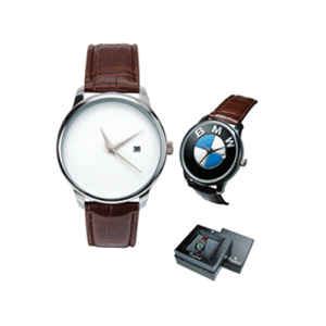 Movement SEIKO PC 2 Printing option full color logo on dial and metal marking at the back