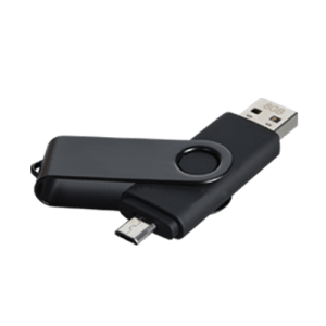 USB with printing