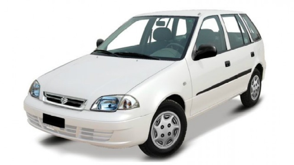 Top 5 affordable cars in pakistan under 10 lac rs