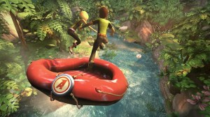 adventure2 300x168 Kinect: Adventures! – Xbox 360 Kinect Review