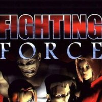 Fighting Force Banner