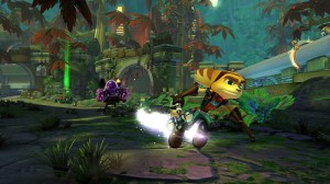 rc2 300x168 Ratchet & Clank: QForce   PS3 Review