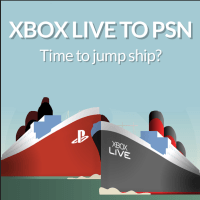 Xbox Live to PSN Who's ready to jump ship