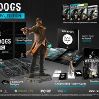 The DedSec Edition of Watch Dogs includes all kind of goodies