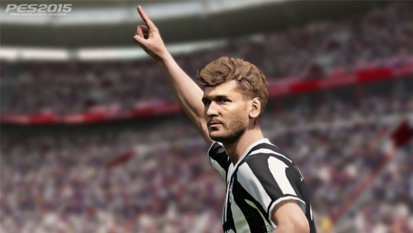 PES 2015 2 EXCLUSIVE: Konami Digital Entertainment has announced the first details for PES 2015