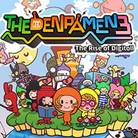 The Denpa Men 3 The Rise of Digitoll
