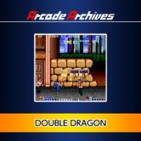 Arcade Archives DoubleDragon Review PS4 Cover