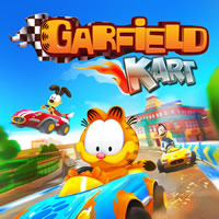 Garfield-Kart-3DS-Review