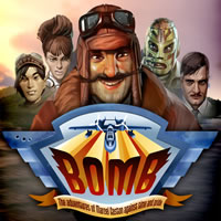 BOMB Who let the dogfight Review