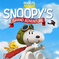 The Peanuts Movie Snoopy's Grand Adventure Review