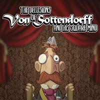 The Delusions of Von Sottendorff and his Square Mind Review