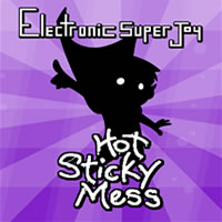 Electronic Super Joy A Hot Sticky Mess DLC Review