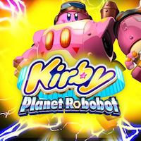 Kirby Planet Robot 3DS Review