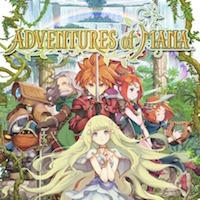Adventures of Mana PS Vita Review