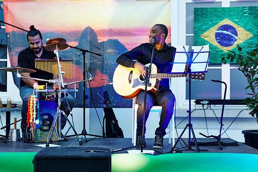 Samba soul