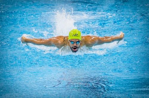 Andre Brasil fatura dois ouros e um bronze no Open de Berlim