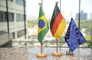 Workshop visa aproximação de universidades e empresas do Brasil e Alemanha