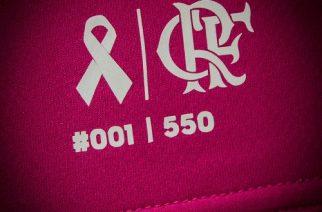 Times brasileiros vestem rosa para conscientizar sobre o câncer de mama