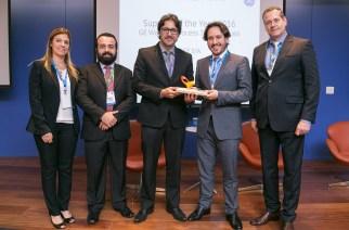 BASF recebe prêmio de Fornecedora do Ano 2016