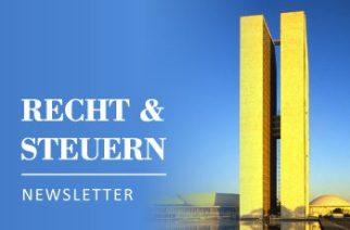 Newsletter Recht & Steuern