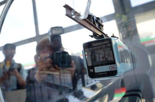 InnoTrans 2016 - Press Round Tour – Vossloh Kiepe GmbH
