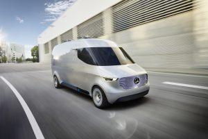 Mercedes-Benz Vision Van – Exterior ; Mercedes-Benz Vision Van – Exterior;