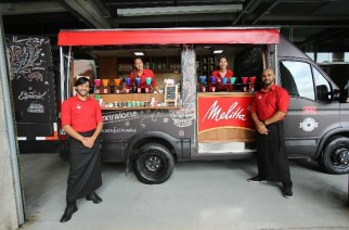 Melitta Coffee Truck estaciona em Niterói
