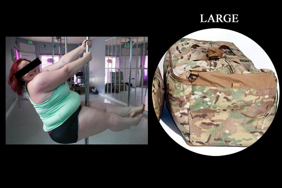 Armageddon Gear Kit Bag Plus Large