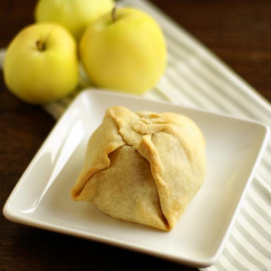 Apple Dumplings 1800's Recipe - Bread & With It