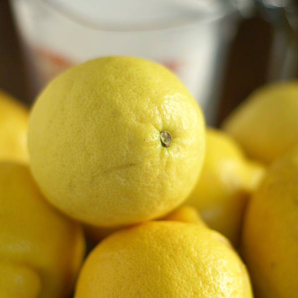 how to make fresh squeezed lemonade