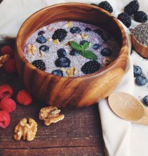 Breakfast Criminals Chia Bowl Recipe