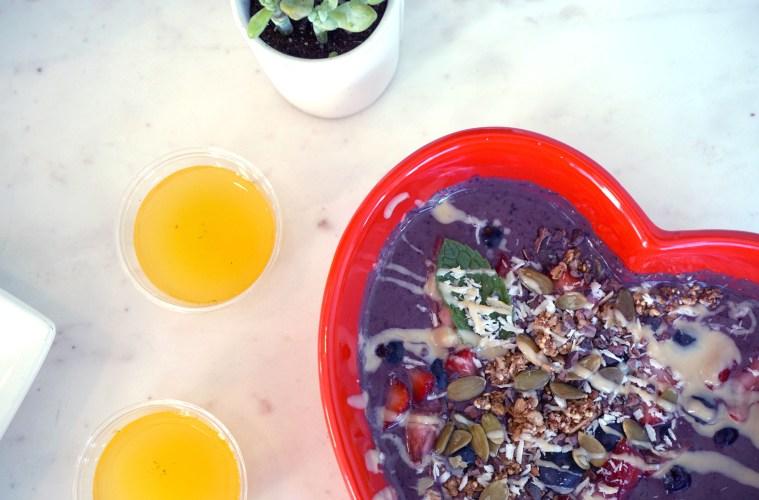 Protein Acai Bowl at Beaming | Breakfast Criminals