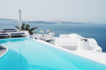 Review of Katikies Hotel, Santorini | Breakfast Criminals