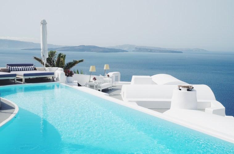 Review of Katikies Hotel, Santorini   Breakfast Criminals
