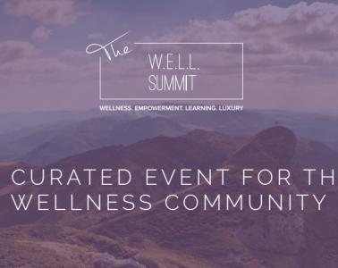 WELL Summit Wellness event in Boston