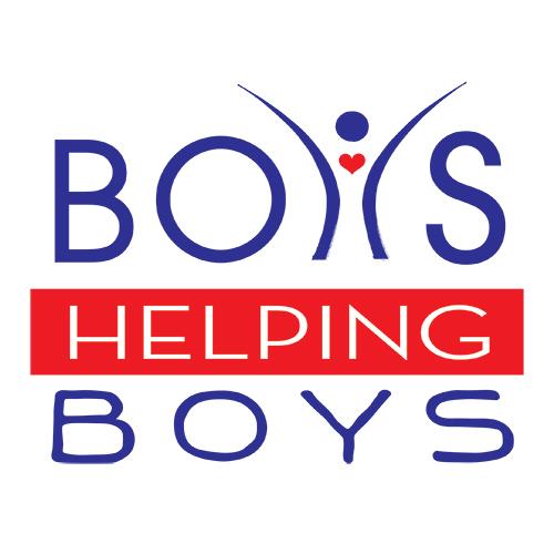 Boys Helping Boys Logo Design