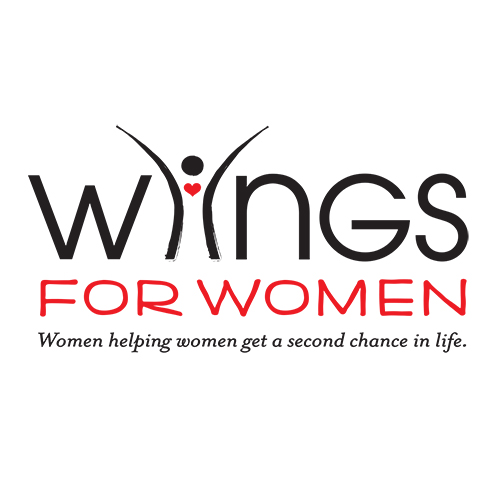 Wings for Women Logo Design